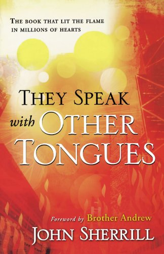 They Speak with Other Tongues (0800793595) by John Sherrill