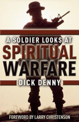 9780800793685: Soldier Looks at Spiritual Warfare, A