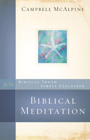 9780800793715: Biblical Meditation (Biblical Truth Simply Explained)