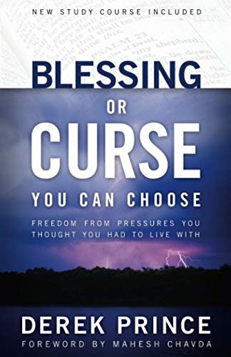9780800794088: Blessing or Curse: You Can Choose