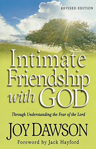 9780800794415: Intimate Friendship with God: Through Understanding the Fear of the Lord