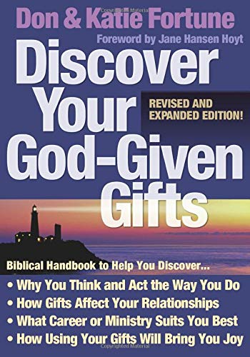 9780800794675: Discover Your God-Given Gifts