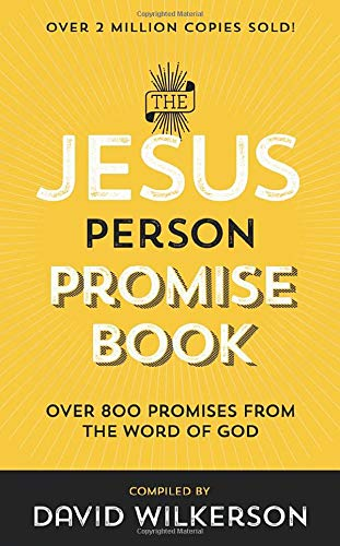 9780800795955: The Jesus Person Promise Book: Over 800 Promises from the Word of God