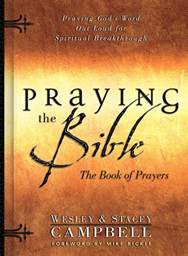 9780800796402: Praying the Bible: The Book of Prayers
