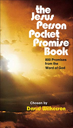 9780800797577: The Jesus Person Pocket Promise Book: 800 Promises from the Word of God
