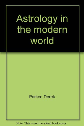 9780800804909: Astrology in the modern world