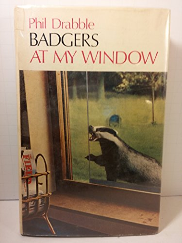 9780800805944: Badgers at my window