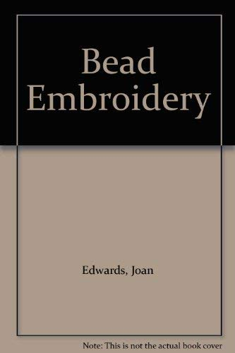 9780800806774: Bead Embroidery