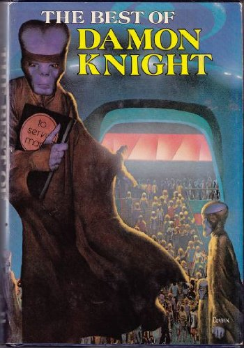 9780800807214: The Best of Damon Knight