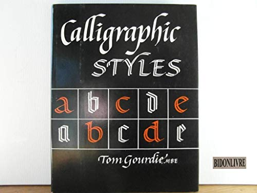 9780800811815: Calligraphic Styles
