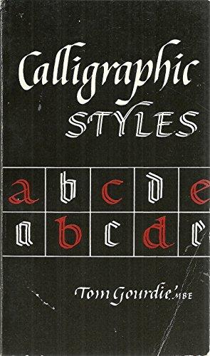 9780800811907: Calligraphic Styles