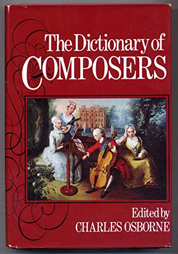 9780800821944: The Dictionary of composers