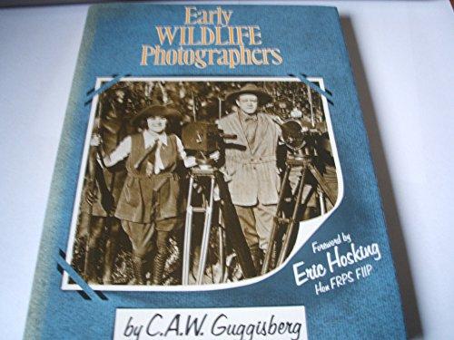 9780800823528: Early Wildlife Photographers