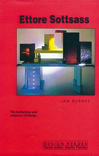 9780800824686: Ettore Sottsass: The Barbarians and Emporers of Design (Design Heroes Series)