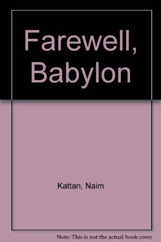 9780800825980: Farewell, Babylon