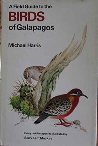 9780800827113: A Field Guide to the Birds of Galapagos (a Taplinger Worldwide Field Guide)