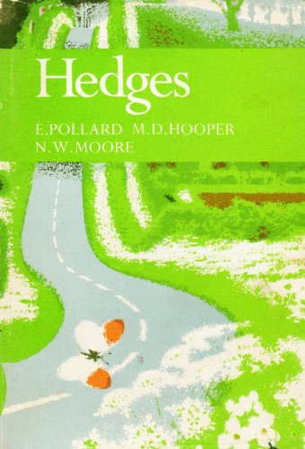 9780800838287: Hedges (The New Naturalist)