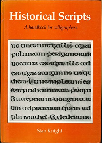 9780800838478: Historical Scripts: A Handbook for Calligraphers