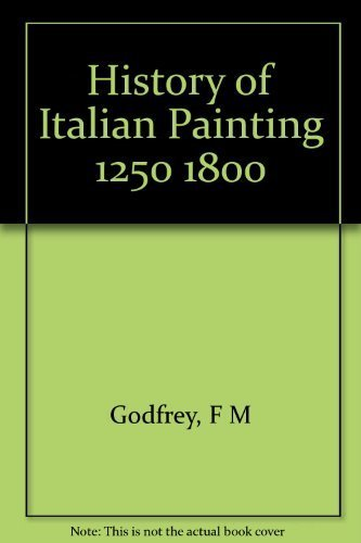 9780800838751: History of Italian Painting, 1250-1800