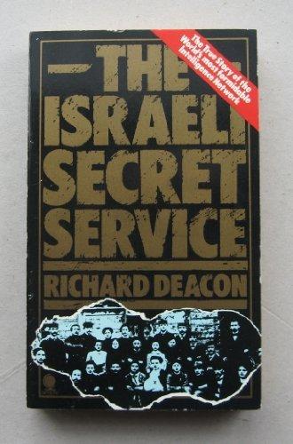 9780800842673: Israeli Secret Service