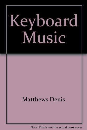 9780800844561: Keyboard Music