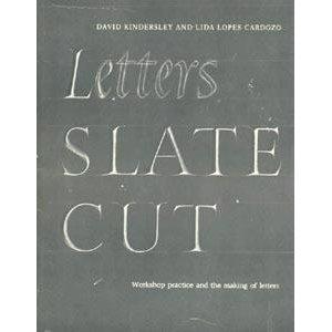 9780800847418: Letters Slate Cut. (Pentalic Book)