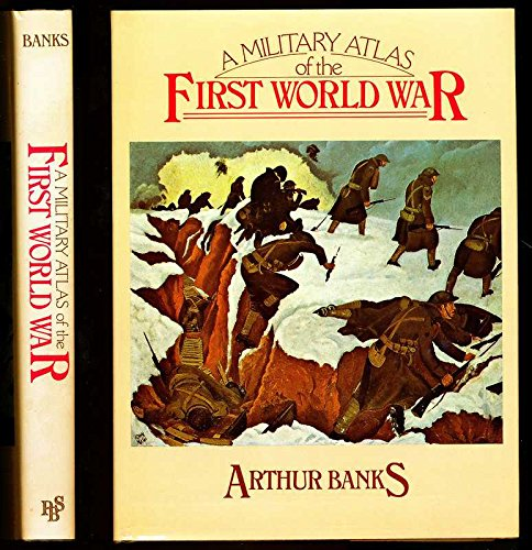 9780800852429: A military atlas of the First World War