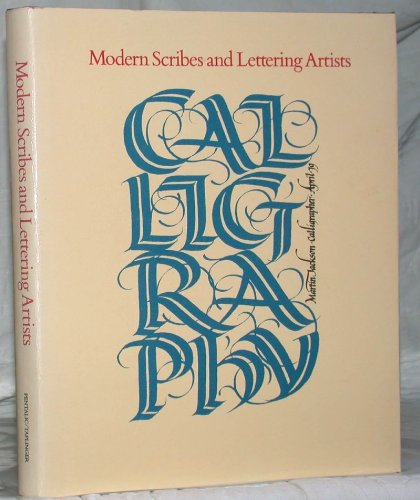 9780800852979: Modern Scribes and Lettering Artists