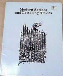 9780800852986: Modern Scribes and Lettering Artists