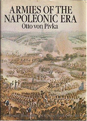9780800854713: Armies of the Napoleonic era