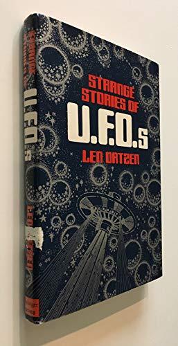 9780800874681: Strange stories of UFOs