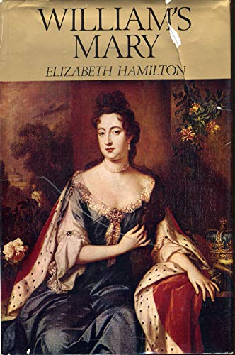 9780800882488: William's Mary;: A biography of Mary II