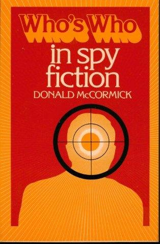 9780800882808: Who's Who In Spy Fiction