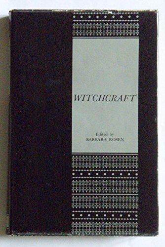 Witchcraft: Rosen, Barbara