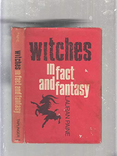 9780800883744: Witches in Fact and Fantasy