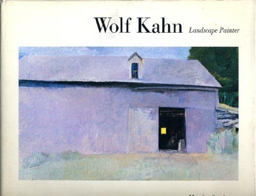 Wolf Kahn: Landscape Painter: Sawin, Martica