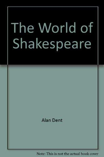 9780800885977: The world of Shakespeare
