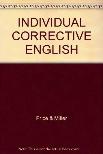 9780800908010: INDIVIDUAL CORRECTIVE ENGLISH