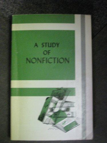 A Study of Nonfiction: Craz, Albert G.