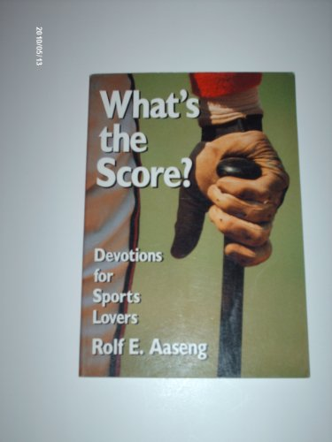 9780801002076: What's the Score: Devotions for Sports Lovers