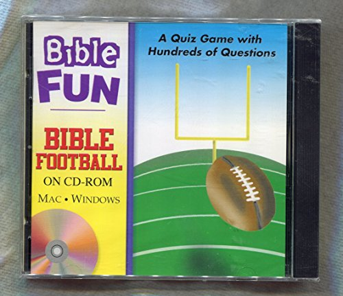 9780801002854: Bible Football
