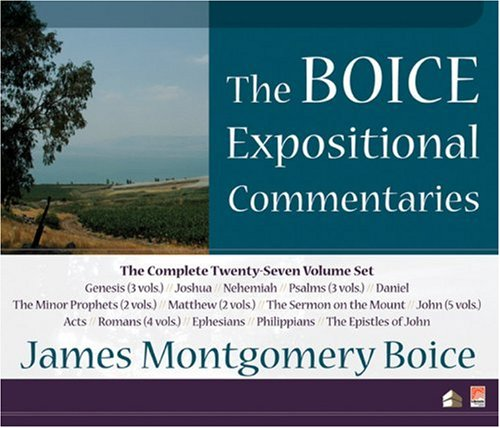 9780801002984: The Boice Expositional Commentaries on CD-ROM