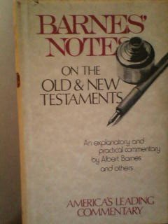 9780801005305: Barnes' Notes on the Old & New Testaments Luke-John