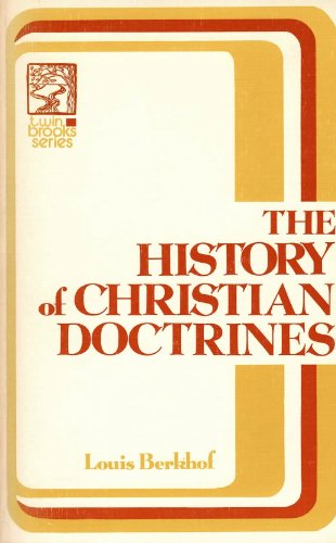 9780801006364: History of Christian Doctrines