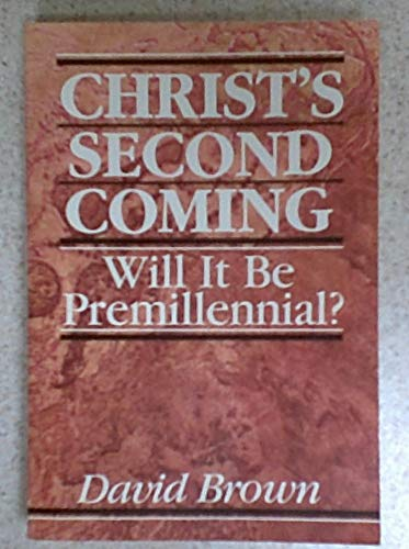 9780801008337: Christ's Second Coming