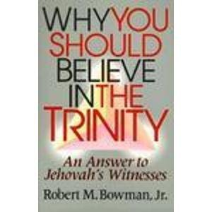 9780801009815: Why You Should Believe in the Trinity: An Answer to Jehovah's Witnesses