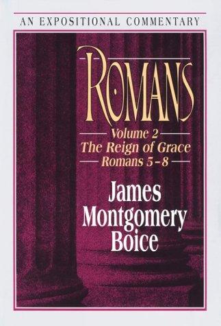 9780801010033: Romans: The Reign of Grace (Romans 5-