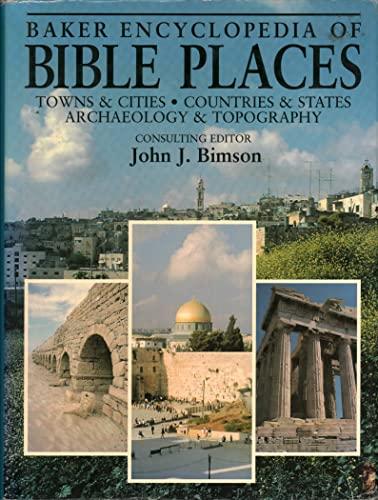 Baker Encyclopedia of Bible Places