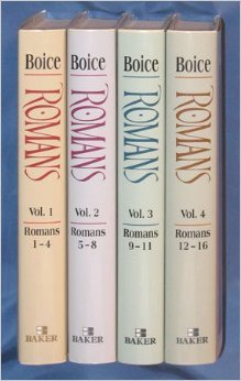 9780801011092: Romans: An Expositional Commentary Set