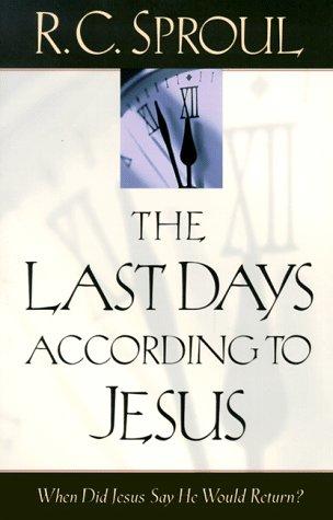 9780801011719: The Last Days According to Jesus